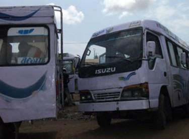 Adjamé / Pont échangeur de Liberté : Les chauffeurs de Gbaka sèment le désordre