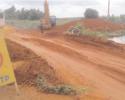 Des travaux de voiries en cours dans la ville de Bongouanou