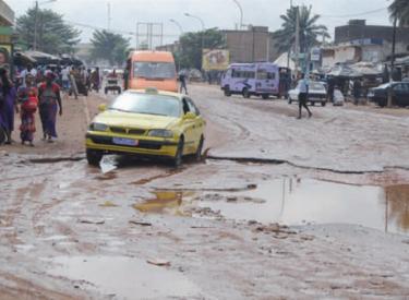 Dégradation rapide des routes : L'Anrmp annonce des audits