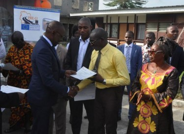 Transport : 645 gestionnaires d'entreprises reçoivent des attestations de capacité professionnelle