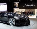 La Bugatti La Voiture Noire rejoint la liste des voitures les plus chères du monde