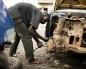 Enclavement, rareté de la clientèle... / Nouvelle casse de N'Dotré : les artisans pleurent