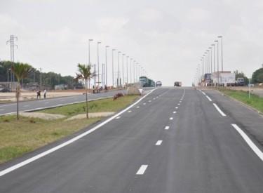 Les travaux de l'autoroute Yamoussoukro-Bouaké vont coûter 172 milliards de FCFA