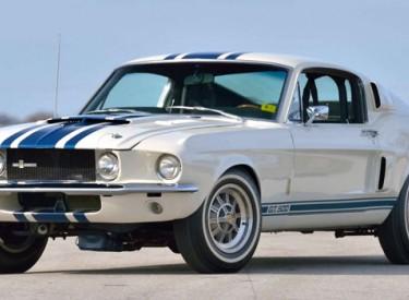 Prix record pour une Ford Mustang unique