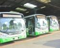 Transport urbain : 60 nouveaux autobus livrés à la Société de transport abidjanais