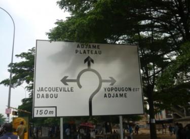 Sécurité-routière : 45 panneaux de signalisation installés à Marcory