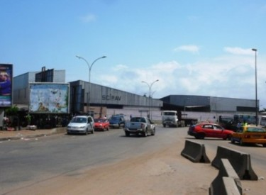 Port d'Abidjan : Des centaines de camions parties, le trafic se normalise