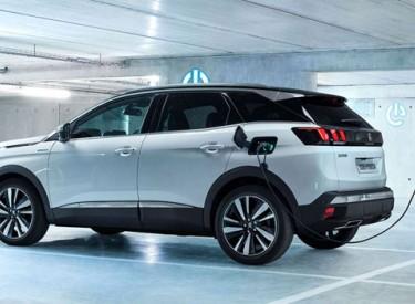 Peugeot 3008 : hybride rechargeable de 300 ch