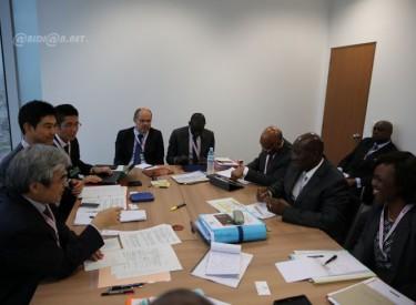 Train Urbain : La MIGA approuve le projet