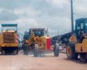 Anyama : Les travaux de bitumage de l'axe principal réalisés à près de 70%