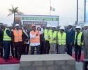 Abobo : Lancement de travaux de voiries et d'assainissement du district d'Abidjan, par le président Ouattara