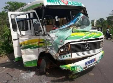 Paquinou tragique : Un grave accident a fait des morts sur l'axe Bouaké Botro