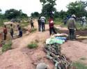 Des travaux de reprofilage légers effectués sur l'axe Arikokaha-Badiokaha
