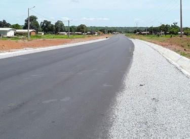 Les travaux de réhabilitation de l'axe Grand Bassam-N'Zikro livrés mi-juin