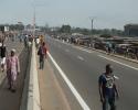 Après l'inauguration de l'axe Abobo-Anyama : Des transporteurs se réjouissent