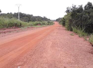 Des transporteurs plaident pour le bitumage de l'axe Ouellé-Prikro-Sérébou