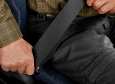 L'importance de la ceinture de sécurité pour les passagers à l'arrière