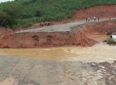 Grand-Béréby et Tabou à nouveau isolées du reste du pays