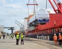 Transport ferroviaire : Sitarail réceptionne deux nouvelles locomotives