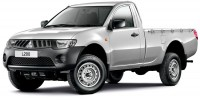 Mitsubishi L200 Pick-Up Simple Cabine