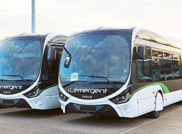 Transport urbain à Abidjan: Bientôt  l'arrivée  de  nouveaux bus articulés dans la capitale