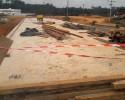 Route : début des travaux de réhabilitation sur la « Nationale A7 » à Tabou