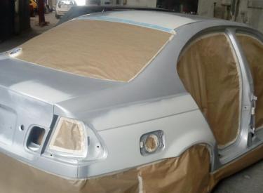 Comment peindre une voiture - Etape de Préparation