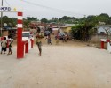 Le député-maire de Bingerville inaugure un pont moderne au quartier Gbagba Extension 1