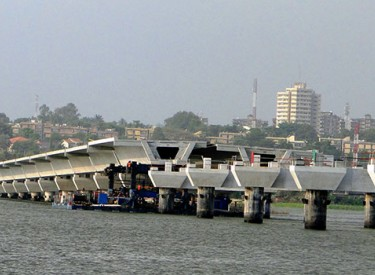 Lancement des travaux du 4ème pont d'Abidjan, mercredi