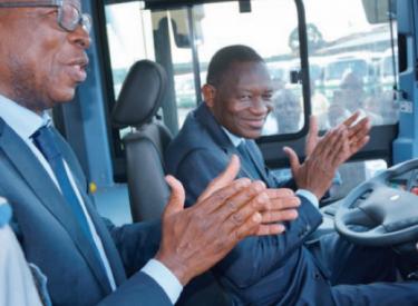 Transports urbains : La Sotra se dote de 127 autobus flambant neufs !