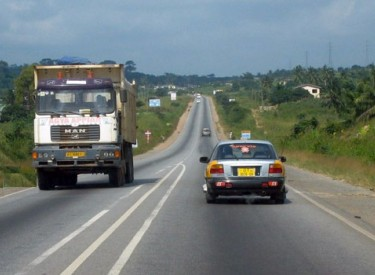 Corridor routier Abidjan-Lagos / La BAD finance les travaux avec 22,7 millions de dollars