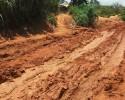 Une cinquantaine de campements toujours coupés de Divo après les pluies diluviennes
