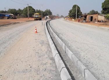 La ville de Doropo bénéficie de 5 km de bitume