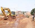Démarrage des travaux de bitumage de la voie de Tollakouadiokro à Bouaké