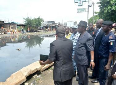 Problème de Voirie à Koumassi : L'offensive du Maire Raymond N'Dohi